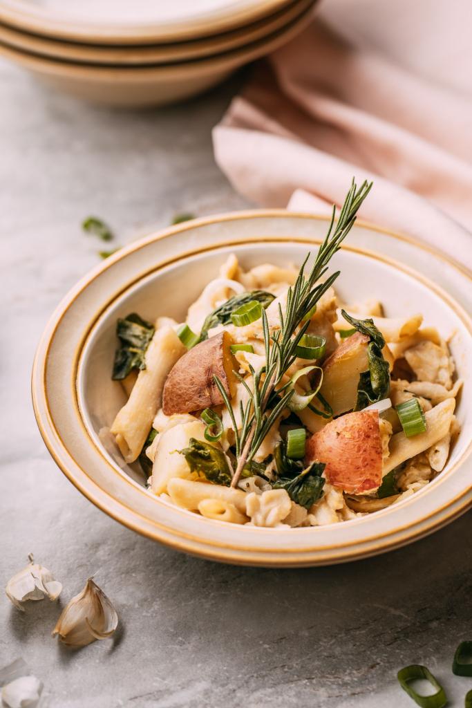 plant-based vegan comfort food