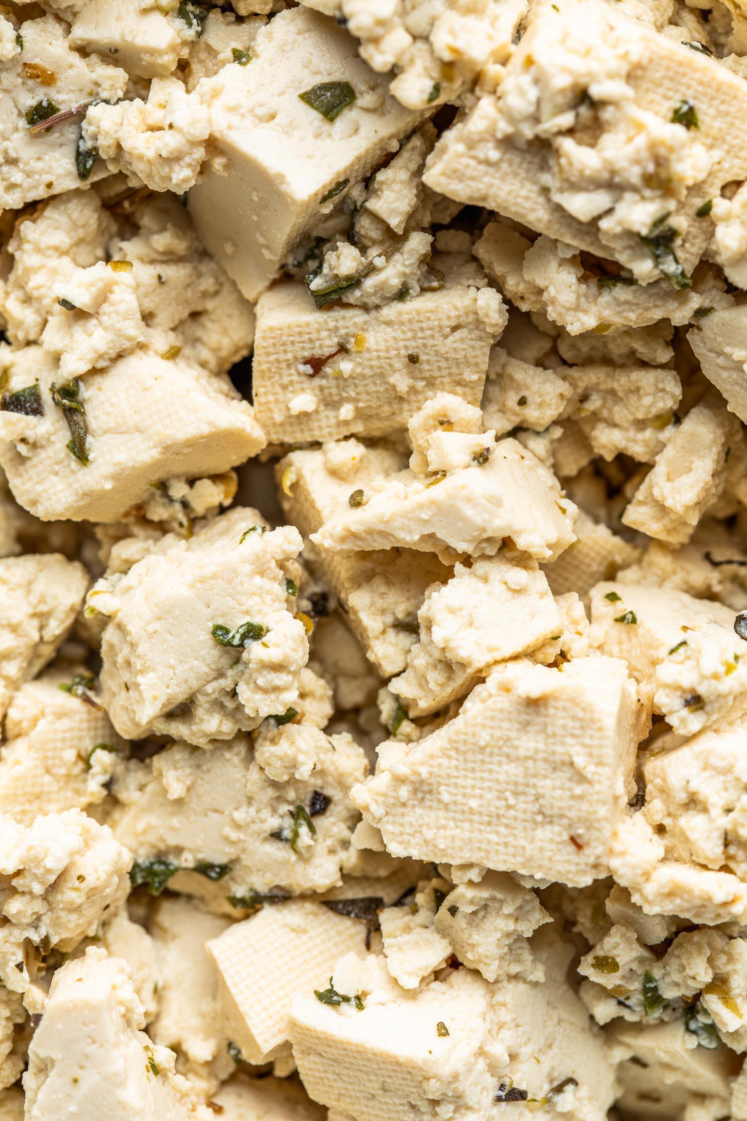 vegan, tofu feta cheese, dairy free